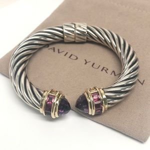 David Yurman Renaissance Bracelet 10mm 925/14K
